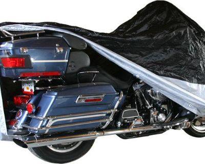 New Motorcycle Cover-harley-honda-waterproof Covers-xl (mc-xl)