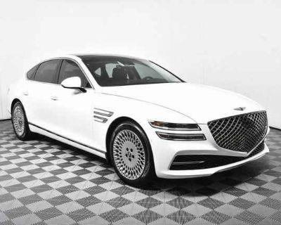 2022 Genesis G80 2.5T Prestige