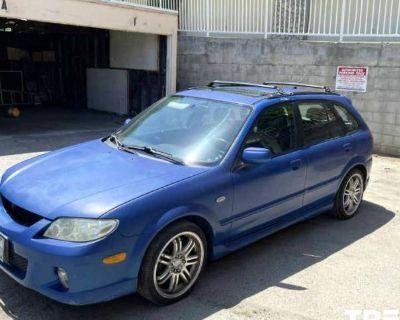 2003 Mazda Protege Protege5