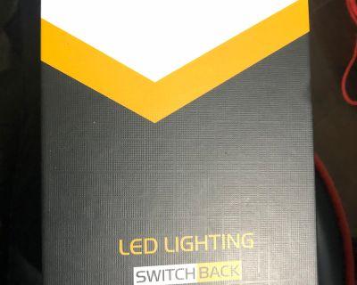California - WTS Lasfit Switchback foglights