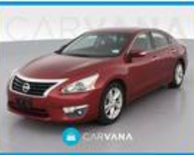 2015 Nissan Altima Red, 90K miles
