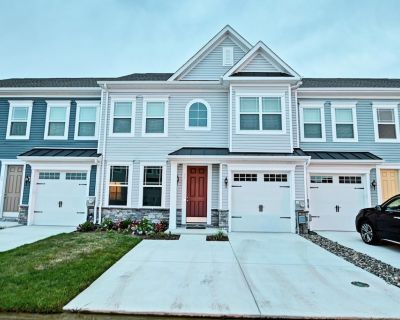 Brand New 3 Bedroom 2.5 Bath Townhome in Ocean View - Frankford