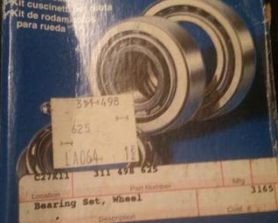 VW/porsche Wheel Bearing Kit Vkba 529/311 498 625