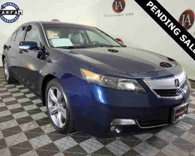 2014 Acura TL SH-AWD w/Technology Package