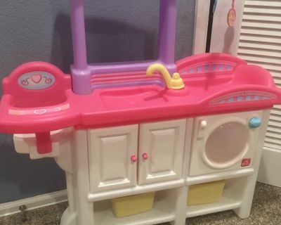 Baby Doll Care Area