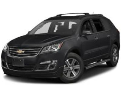 2017 Chevrolet Traverse LT with 2LT AWD