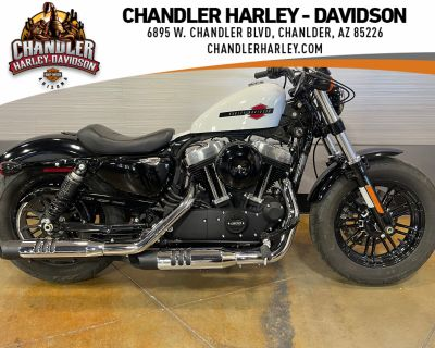 Pre-Owned 2020 Harley-Davidson Forty-Eight Sportster XL1200X