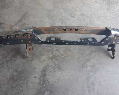 Reare Bumper 2007-2011Gm or chevy, good condition, small dent,for 150dollars