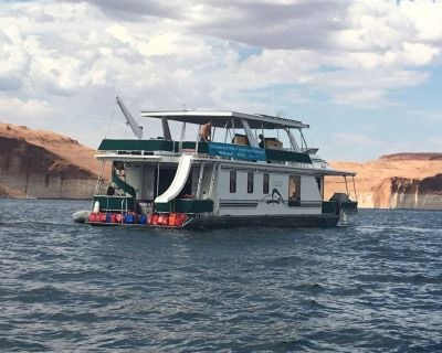 Lake Powell Houseboat Private Owner Managed Share – Week 34