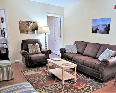 """Enjoy any kind of """"acation"""" you want with everything you need, just like home! - Gatlinburg"""