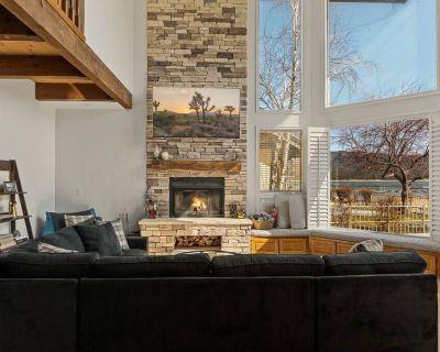 ?honey Bear Lodge Lakefront With Jacuzzi? - Big Bear Lake