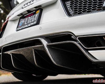 Vivid Racing   1016 Industries Rear Diffuser Audi R8 2015+