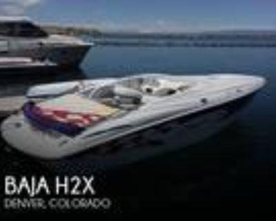24 foot Baja H2X