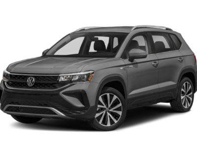 New 2022 Volkswagen Taos SE FWD