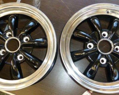 American Eagle eight spoke alloy wheels