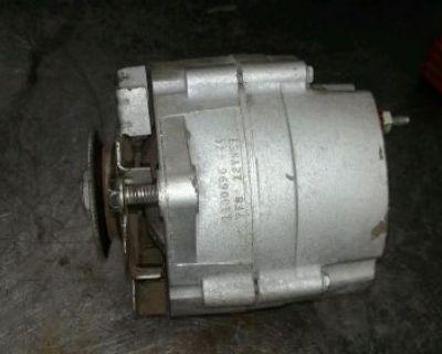 1967 67 Chevy Original Gm Vette Ncrs 327 427 1100696 42 Amp Alternator 4 Spd