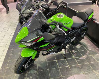 2022 Kawasaki Ninja 650 ABS KRT Edition Sport Asheville, NC