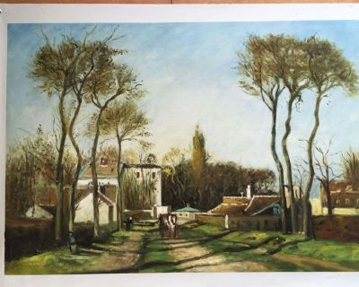 Oil Paintings Reproduction & Oil Portraits