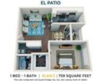 El Patio Apartments - C