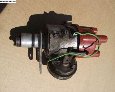 Porsche 914-4 1.7 Liter Bosch Distributor Assembly