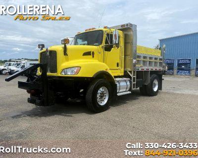 Used 2016 Kenworth T4 Series Dump Truck