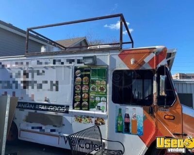 Ready to Go 2004 Unifirst Step Van Mobile Kitchen Food Truck for General Purpose