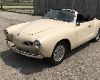 1969 Karmann Ghia Convertible