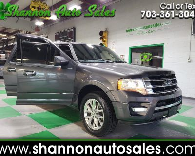 Used 2015 Ford Expedition EL 4WD 4dr Limited