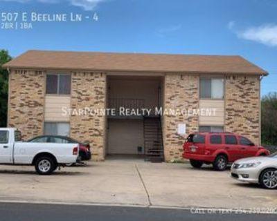 507 E Beeline Ln #4, Harker Heights, TX 76548 2 Bedroom Apartment