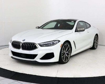 Used 2019 BMW 8 Series Coupe