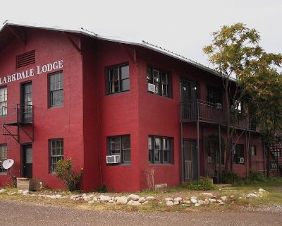 The Historic Clarkdale Lodge is your adventure headquarters! - Clarkdale