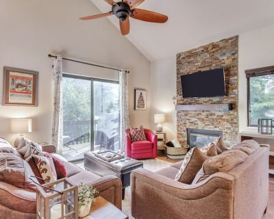 Updated Red Pine Condo at Canyons Village-Walk Right to Front Door! - Park City