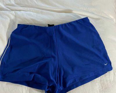 Nike size M athletic shorts