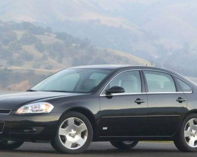 2007 Chevrolet Impala SS