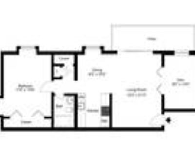 Georgetown Apartments - 1 Bedroom Apartment with Den