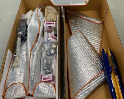 NIB Complete All White BVM Kingcat Kit w/extras