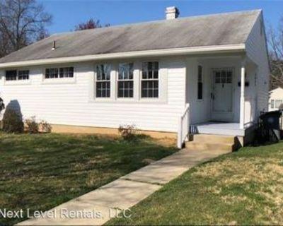 1611 Burris Rd, Rockville, MD 20851 3 Bedroom House