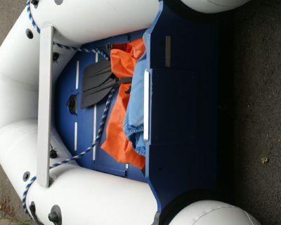 Portable Rubber Zodiac Boat