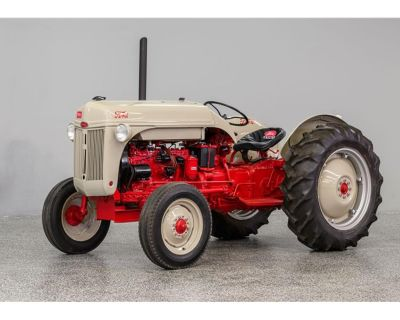 1951 Ford Tractor