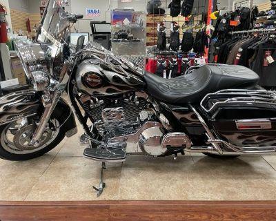 2001 Harley-Davidson FLHR/FLHRI Road King Touring Mineola, NY