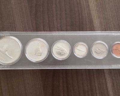 1967 Royal Canadian Mint Collector Set
