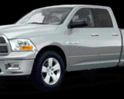 2010 Dodge Ram 1500 SLT Quad Cab Regular Bed 2WD