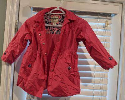 Kids fall/spring jacket size 5T