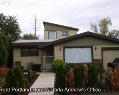 6604 Se 83rd Ave, Portland, OR 97266 3 Bedroom House