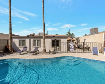Private Gated Pool & BBQ! Dog Friendly, Close to ASU, 101 Freeway & Old Town Scottsdale, Wifi - Pima Meadows