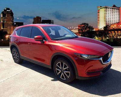 Certified Pre-Owned 2018 Mazda CX-5 Touring FWD Sport Utility