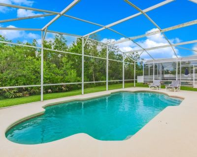 Lovely Pool Home, Pet Friendly. Orlando 1744 - Meadow Woods