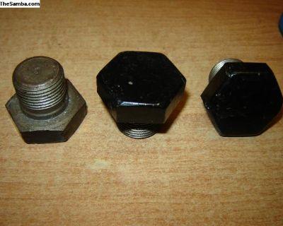 Org VW Type 1 Crankshaft Pulley Bolt