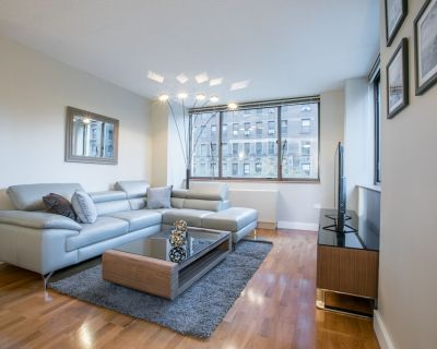 Amazing UWS 2 Bed w/ Gym, Laundry, Rooftop #6104 - Upper West Side
