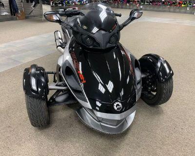2013 Can-Am Spyder RS-S SE5 3 Wheel Motorcycle Berkeley Springs, WV